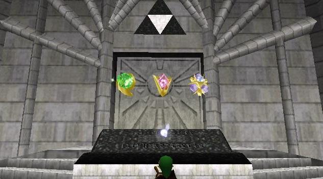 15 Zelda Heilig